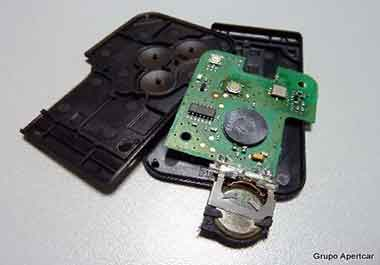 reparacion de mandos de coche en Rubi - Apertcar
